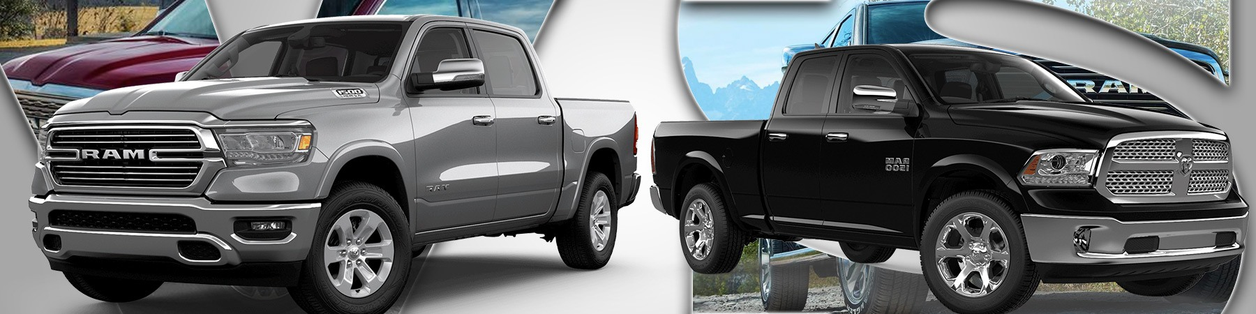 The 2019 RAM 1500 vs  The 2018 RAM 1500 - What's Changed